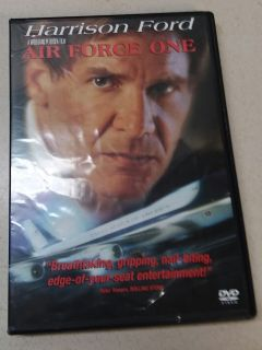 DVD Movie Airforce One H Ford Action