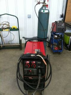 Lincoln Multi Use Welder, Power Mig 300