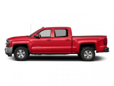 2017 Chevrolet Silverado 1500 LT (Red Hot)