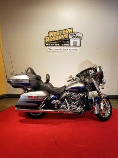 2017 Harley-Davidson CVO Limited Cruiser Motorcycles Mentor, OH