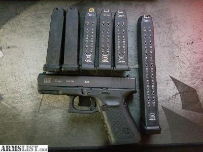 For Sale/Trade: Mint Glock 19 Gen 4