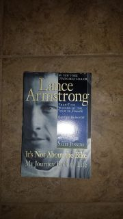 It's Not About the Bike by Lance Armstrong, Paperback