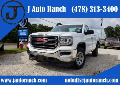 2017 GMC Sierra 1500 Base (White)
