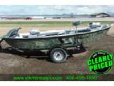 Used 2017 HYDE MONTANA SKIFF For Sale