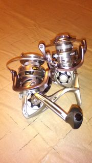 Lew's spinning reels 400