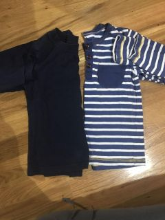 Toddler boys long sleeve tees size 3t like new $4 for both