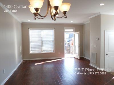 Townhouse Rental - 1400 Crafton Way