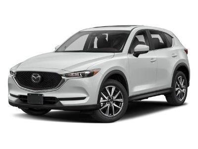 2018 Mazda CX-5 Touring (Deep Crystal Blue Mica)