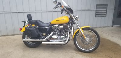 2007 Harley-Davidson Sportster 1200 Custom Cruiser Motorcycles Athens, OH