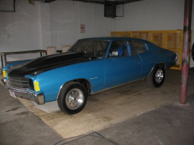 1971 Chevy Chevelle Big Block Drag Car