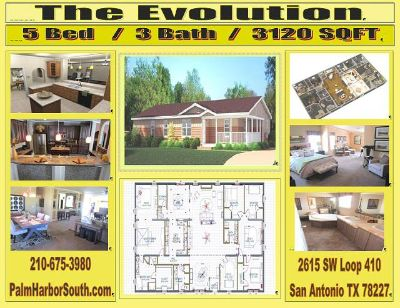 Invest In The BEST.... Palm Harbor CUSTOM Built Homes