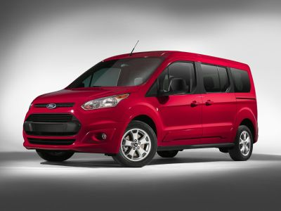 2014 Ford Transit Connect XLT (Frozen White)