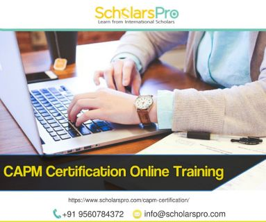 CAPM certification training course