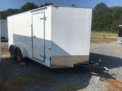2018 Cargo Craft 7X16 Ranger Enclosed Cargo Trailers Trailers Rome, GA
