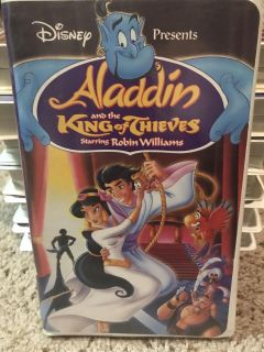 Disney classic vhs movies