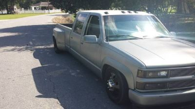 1996 4 DOOR CHEVY DUALLY