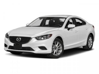 2017 Mazda Mazda6 Sport (Machine Gray Metallic)