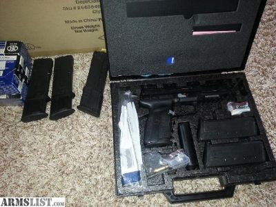 For Sale: FNH FIVE SEVEN USG 5.7X28MM with plenty ammo