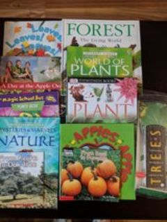 Plants & Nature Book Set