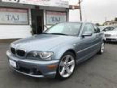 2006 BMW 3 Series 325Ci Coupe 2D Blue, One Owner