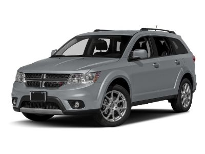 2016 Dodge Journey SXT (Billet Silver Metallic Clearcoat)