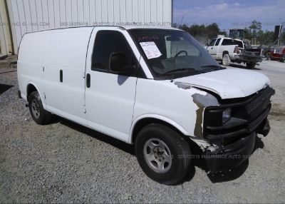 2008 Chevrolet EXPRESS G1500