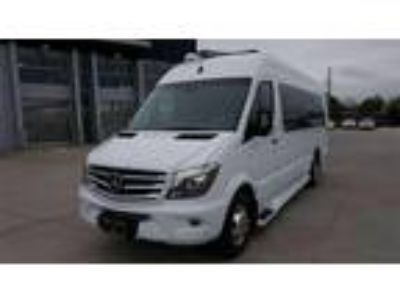 2016 Mercedes-Benz Sprinter Foretravel RV