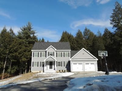 3 Bed 2.5 Bath Preforeclosure Property in Exeter, NH 03833 - Rinny Ln
