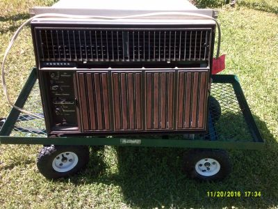 USED large room air condiontioner / window unit