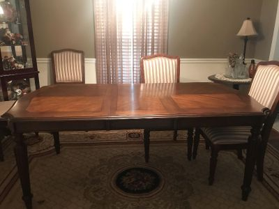 Dining room table (only)
