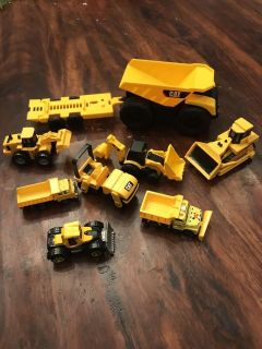 Construction Toy Lot