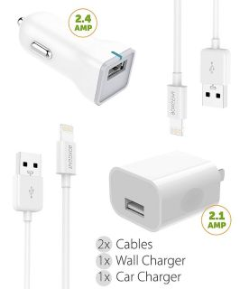 UNIVERSAL IPHONE CHARGER SET