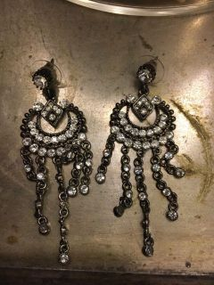 Dressy earrings great for the holidays
