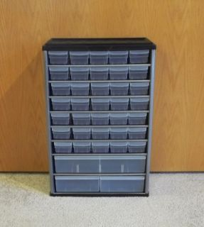 NEW 38 Drawer Tool Parts Cabinet Chest Organizer