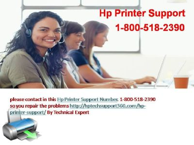 Fix Hp Support Issues With Hp Printer Support 1-800-518-2390 Team