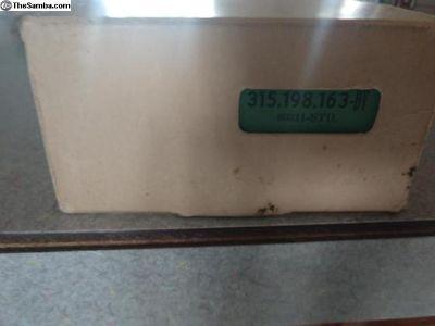 Piston Ring Set 83 mm COFAB 1500 CC