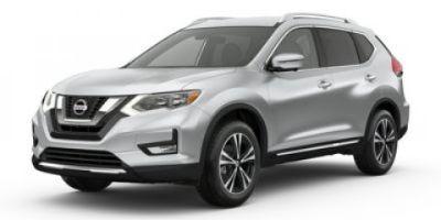 2017 Nissan Rogue SL (Pearl White)