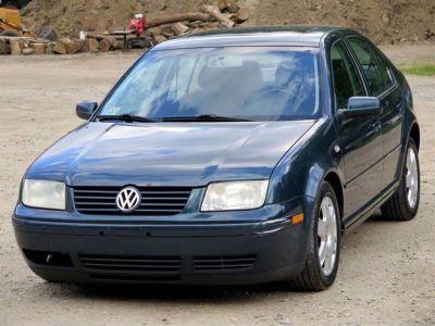 2001 Volkswagen Jetta GLS VR6 (Green)