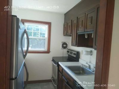 Apartment Rental - 40 Hillside St