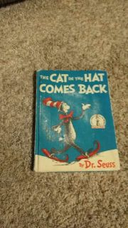 1958 -- The Cat In The Hat Comes Back