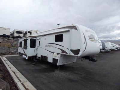 2008 Dutchmen RV Monte Vista 33RE-MV Fifth Wheel
