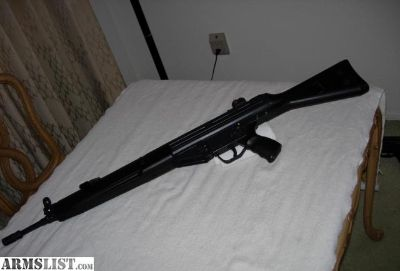 For Sale: HK91 Rifle