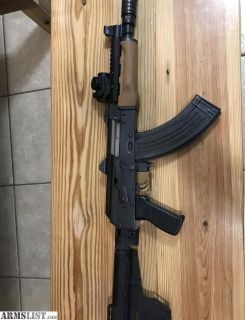 For Sale/Trade: AK PISTOL FS/TRADE