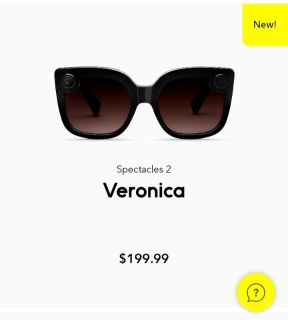 Veronica Style Spectacles 2 Sunglasses