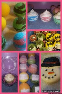 Sweet Leigh Bathbombs