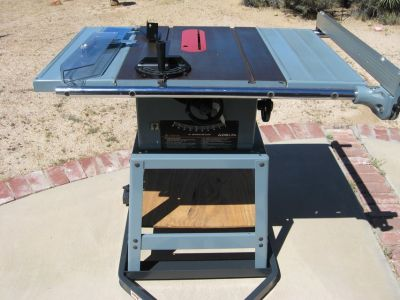 """Delta 10"""" Contractor's Table Saw with Mobile Base"""