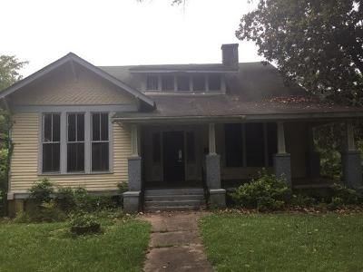 4 Bed 3 Bath Foreclosure Property in Aberdeen, MS 39730 - S Franklin St