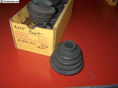 NOS Axle Boots