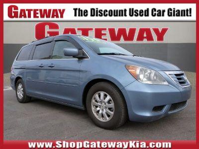 2010 Honda Odyssey EX-L w/DVD (Obsidian Blue Pearl)