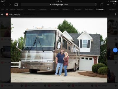 2002 Newmar MOUNTAIN AIRE 4371